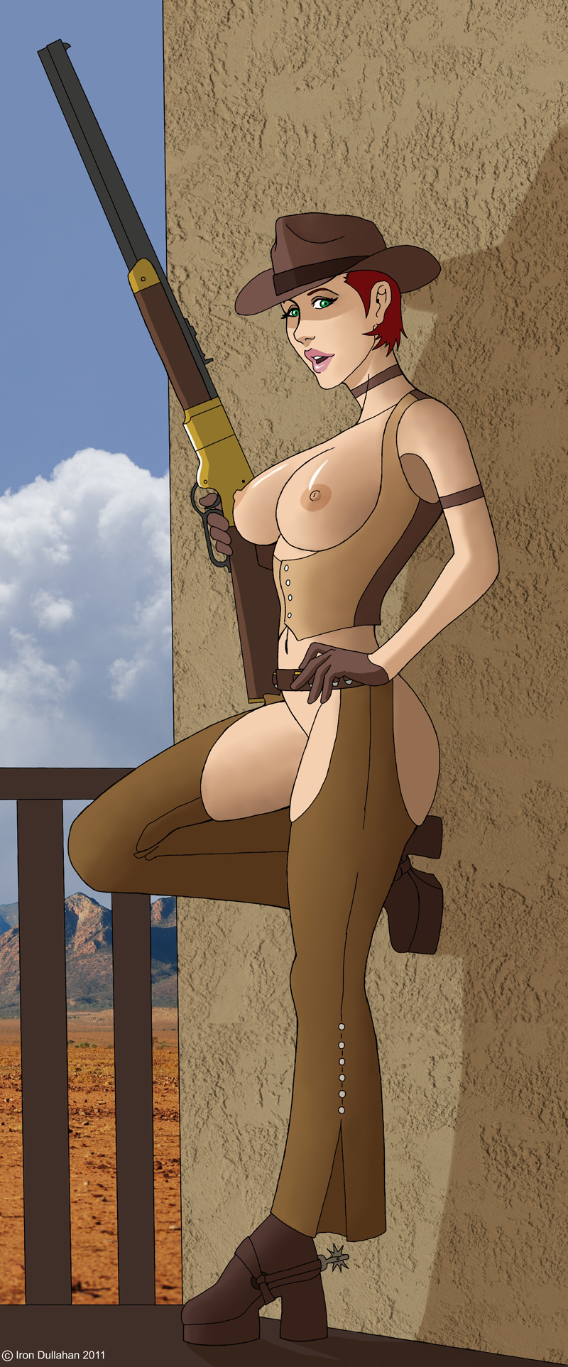 Fallout new vegas hentai cassady hentay realistic boobs