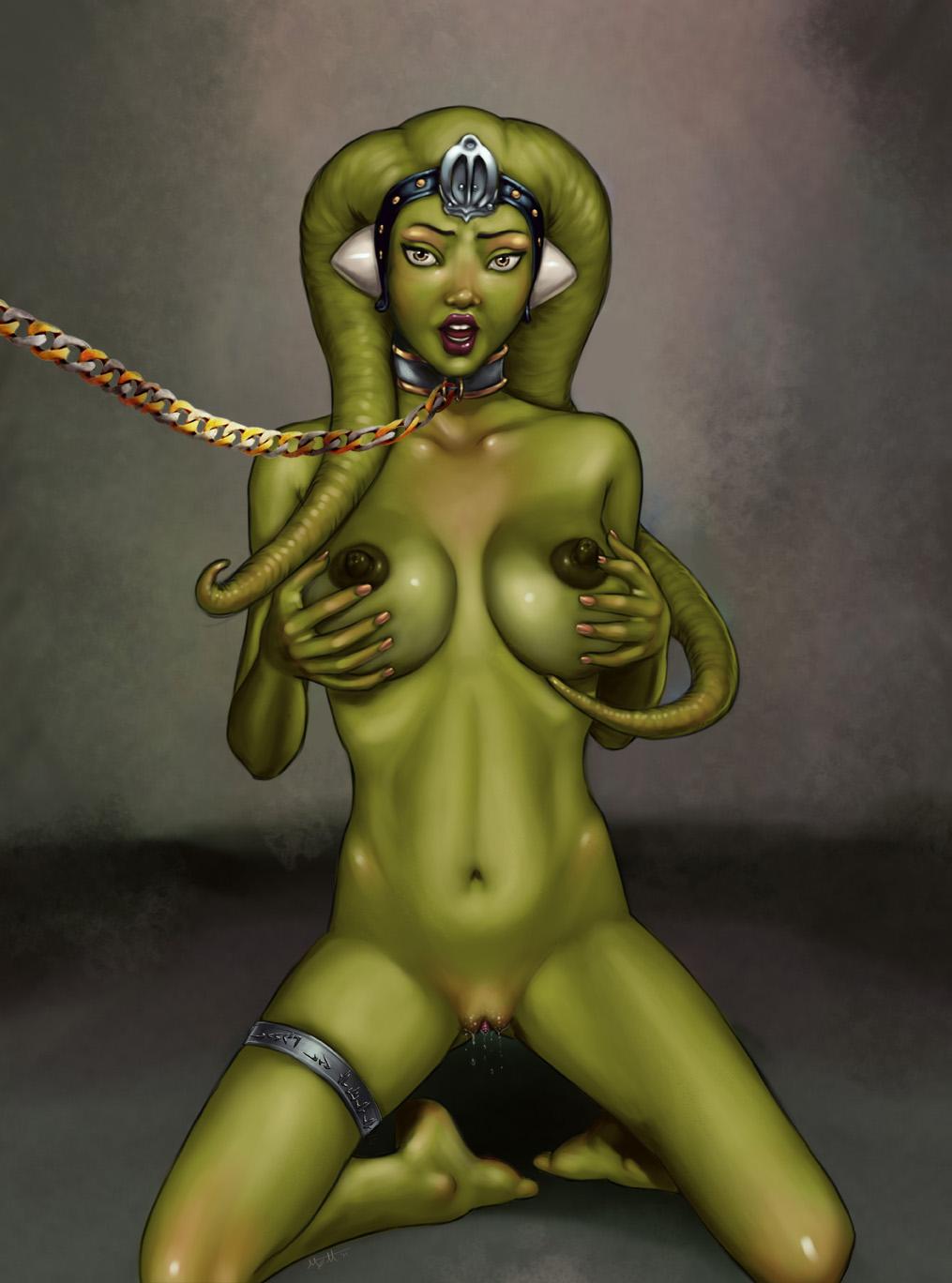 Star wars toon nude