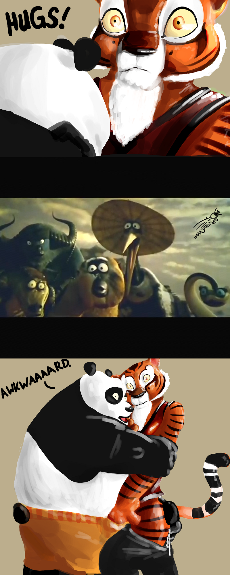 Kung Fu Panda FanFiction Archive  FanFiction