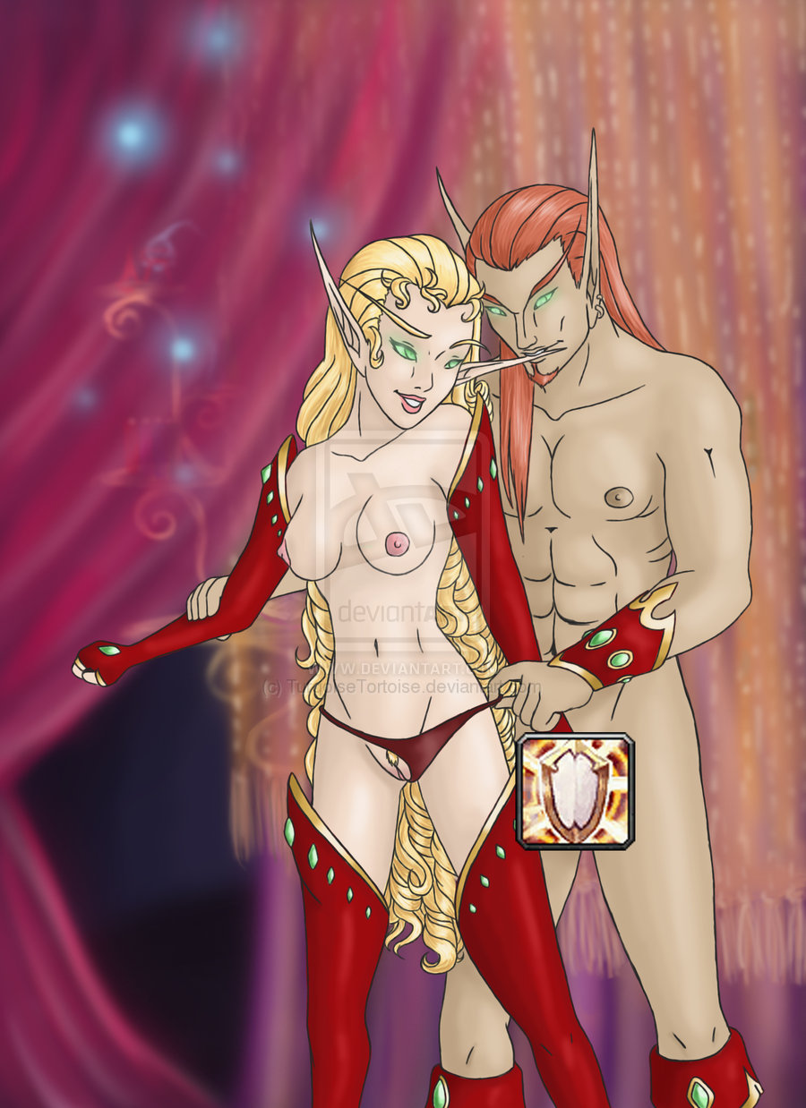 Blood elf and horden porn porno pic