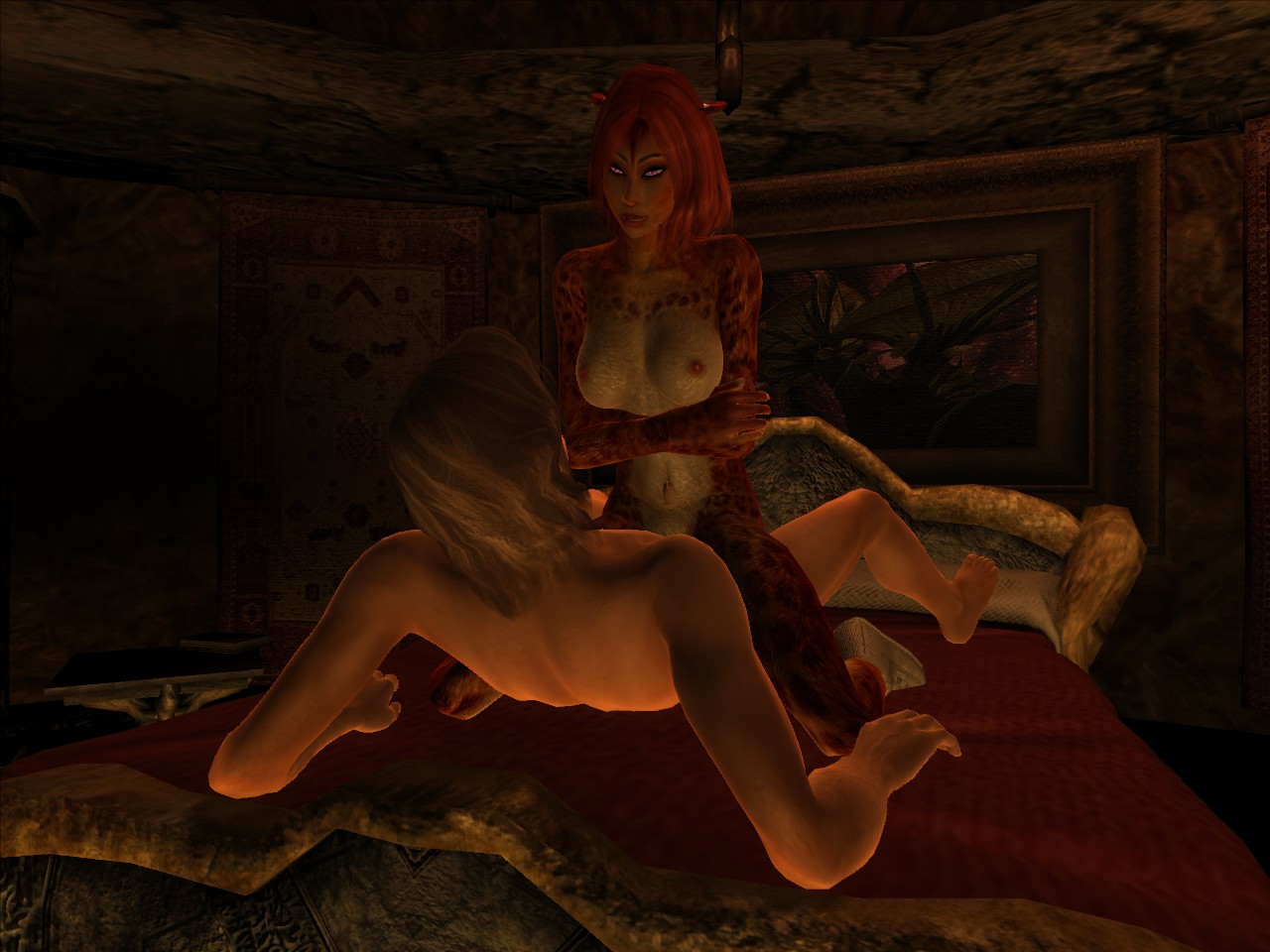 Khajiit rule 34 adult photos