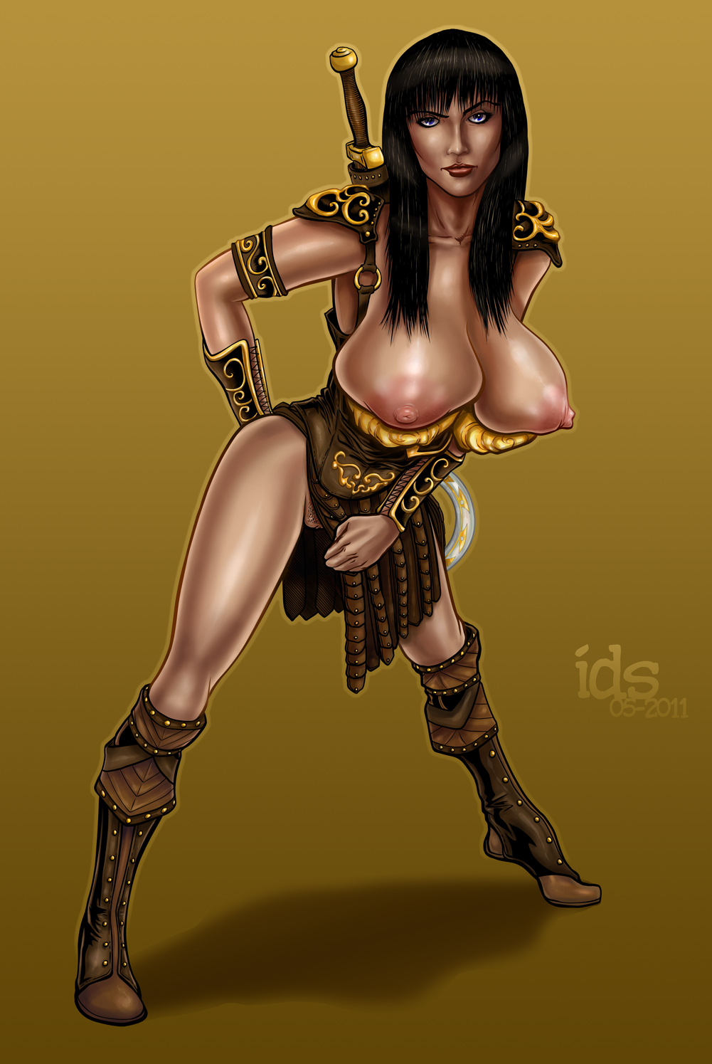 Xena the princess erotic pron photo