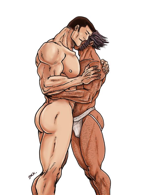 Wolverinelogan x mutantreader