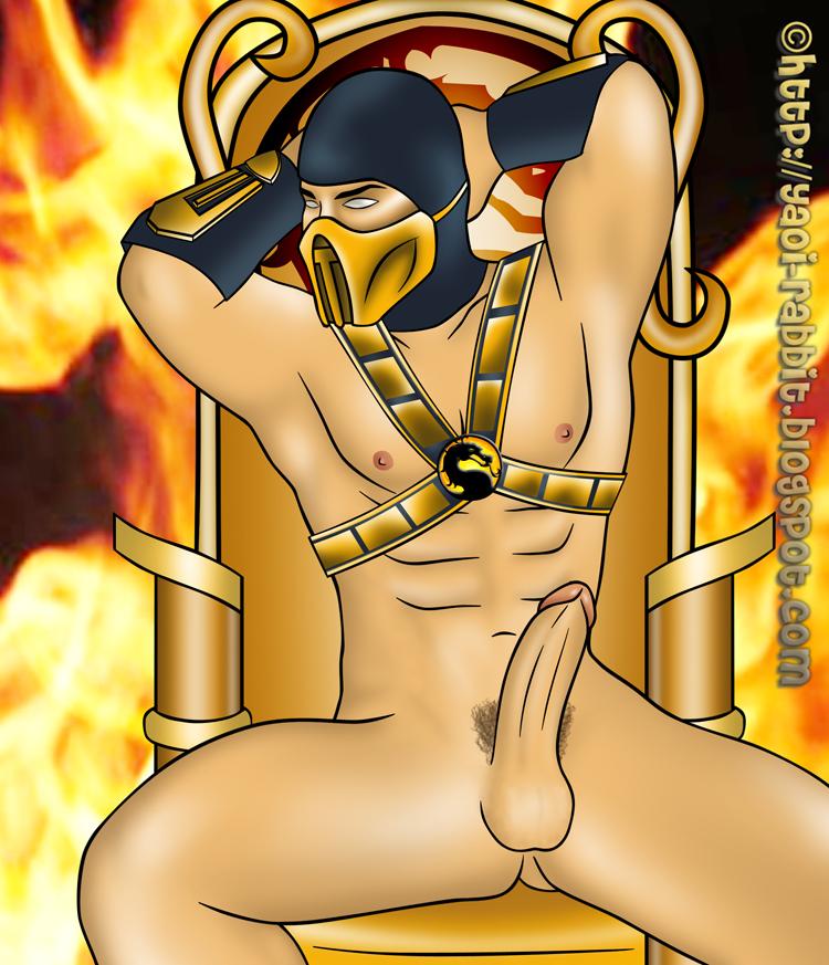 Scorpion gay xxx