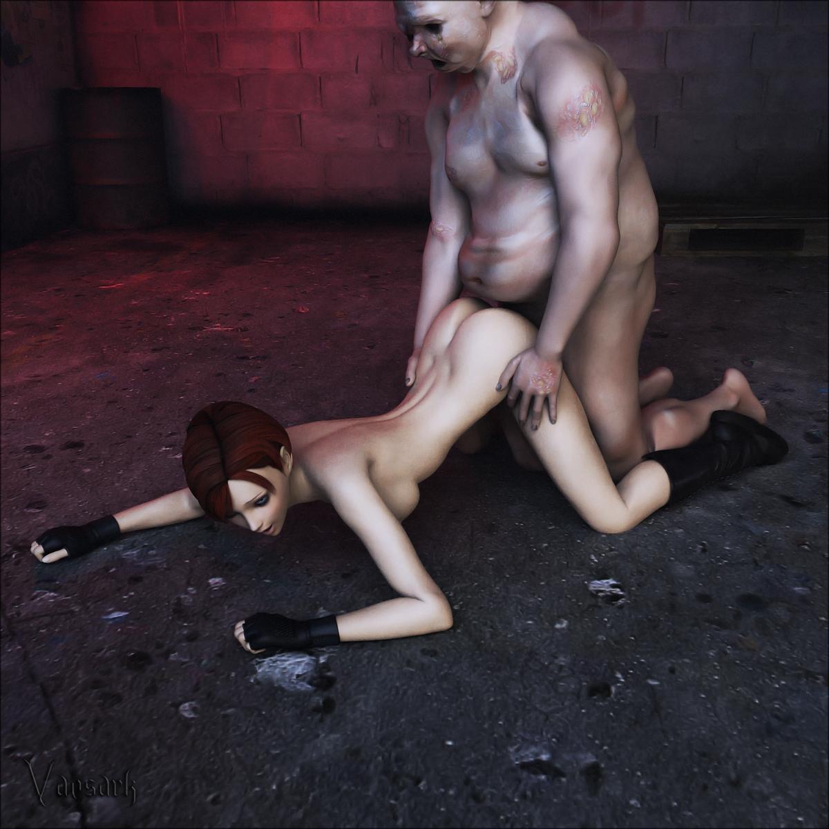 Evil girlfuck