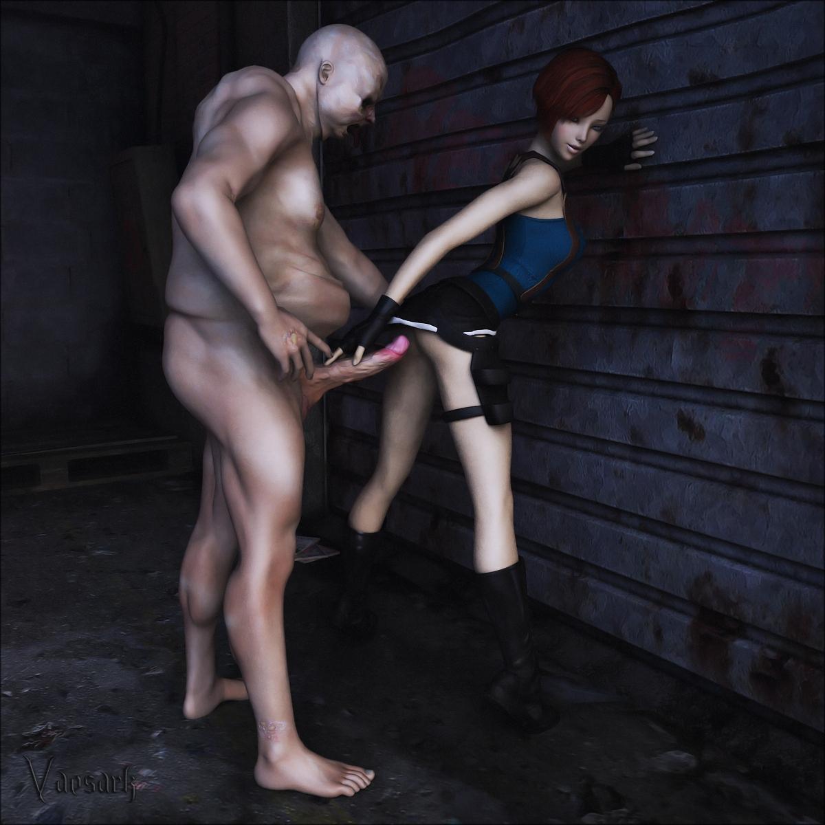 Resident evil porn game fucks pics