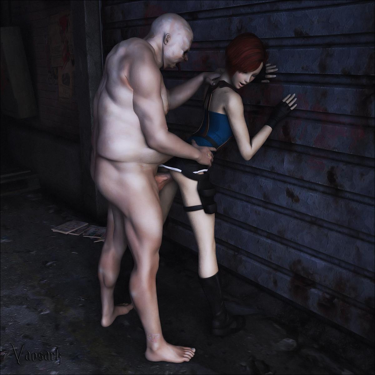 Sexvilla 3d jill valentine nude pics