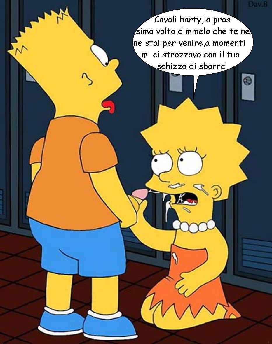 Симпсоны брат и лиза трахать игра 27 фотография
