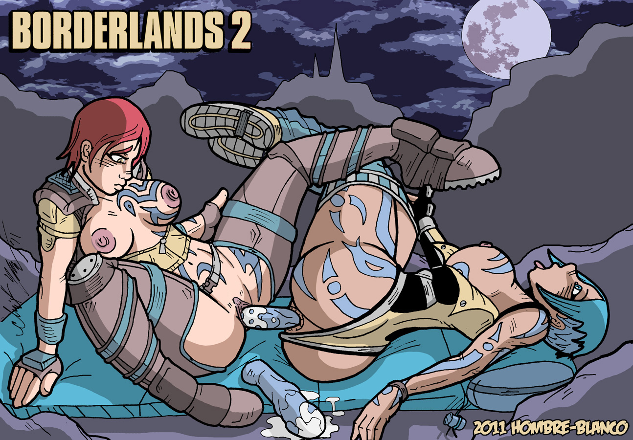 Borderlands hentai xxx photos