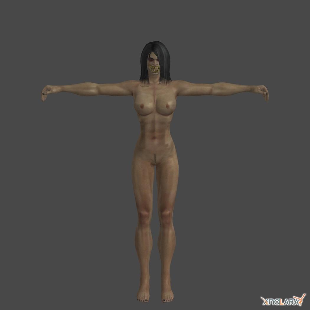 Mileena nude suit adult beauties