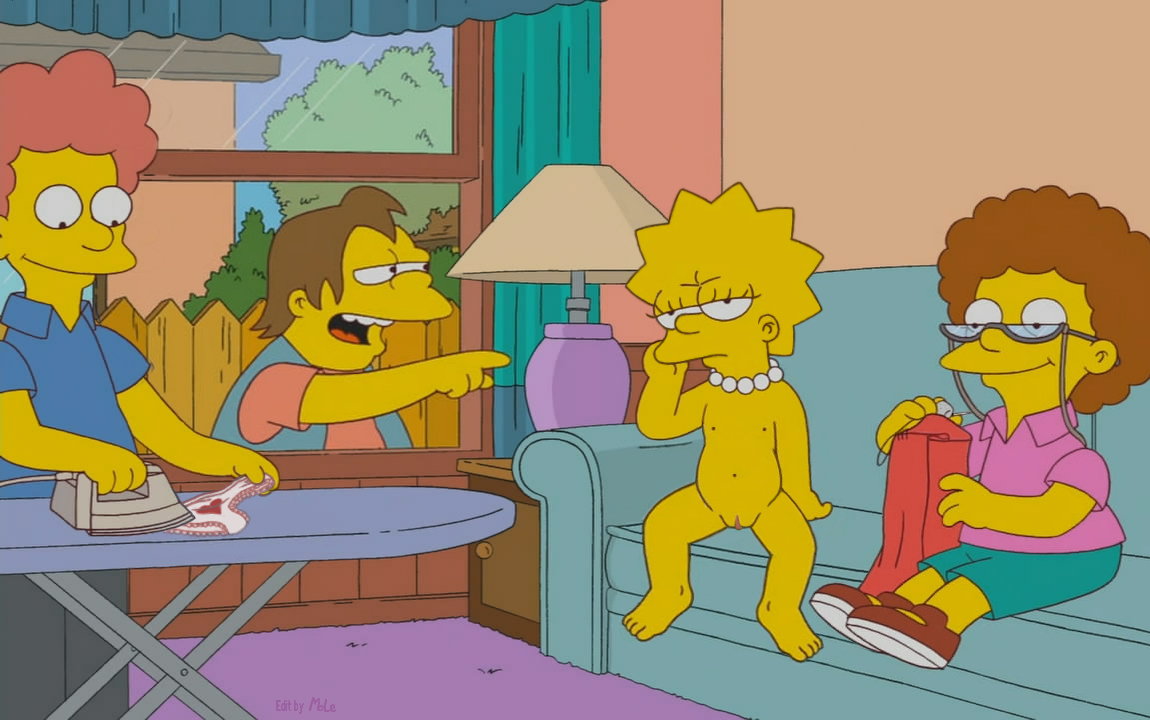 Bart and lisa simpsons wild sex pichunter