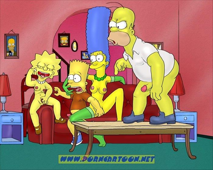 симпсоны смотреть порно онлайн