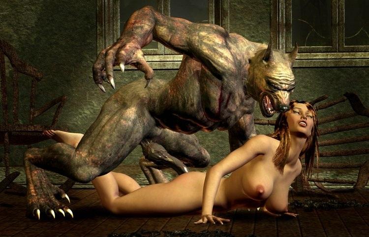 Фото секс монстры