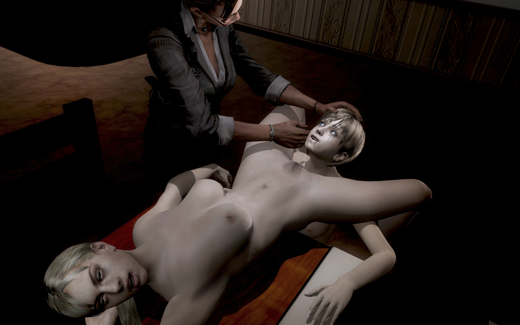 Warren harding sex