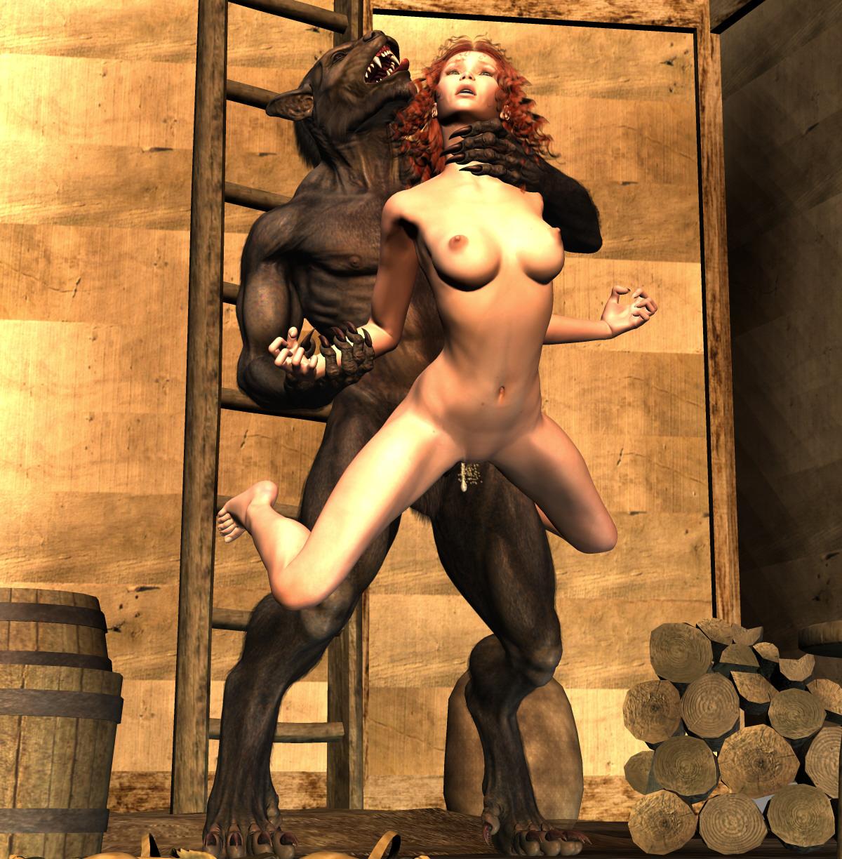 Human lycan xxx pictures erotica scene