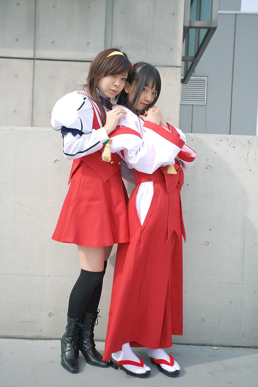 Kannazuki no miko destiny of the shrine maiden