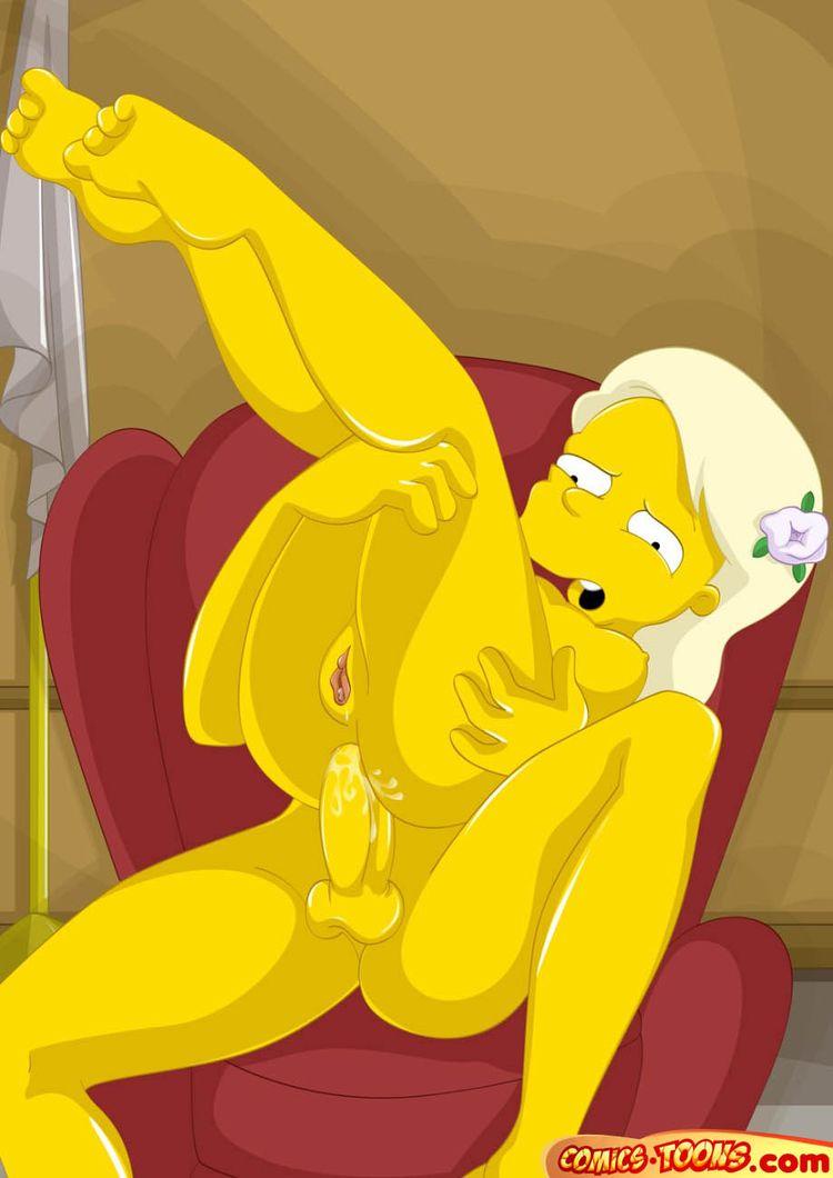 Los simpson porn gallery — 4