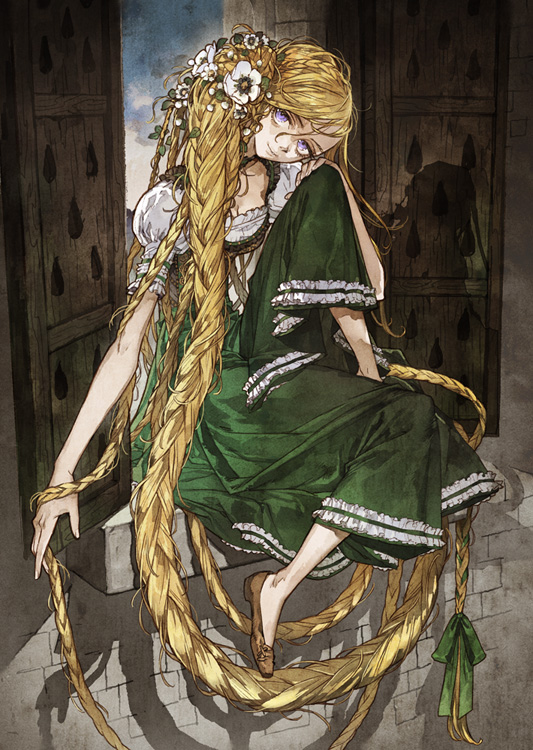 grimm s fairy tales and rapunzel Rapunzel (comic book) is issue #19 in the grimm fairy tales when sela encounters a couple who makes their living hustling people out of their life savings, it's time for her to step in and teach them a lesson.