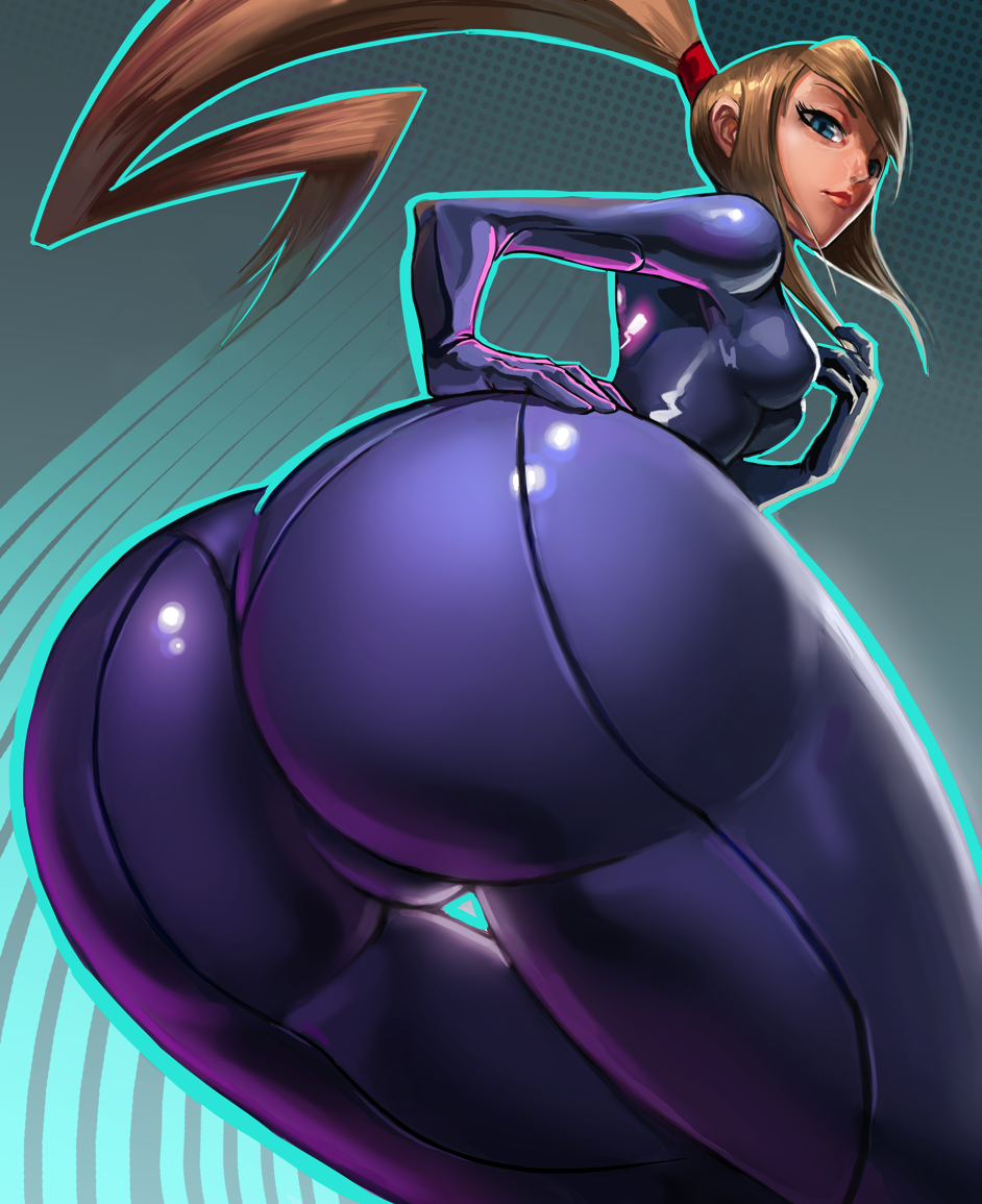 bikini Zero suit xxx samus