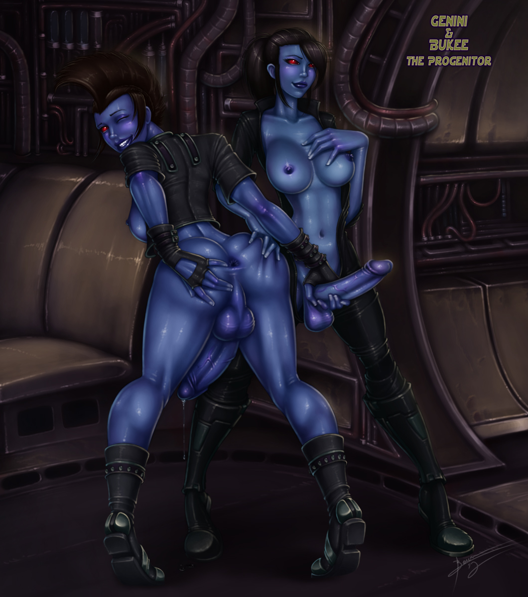 Blue alien girl star wars porn xxx photo