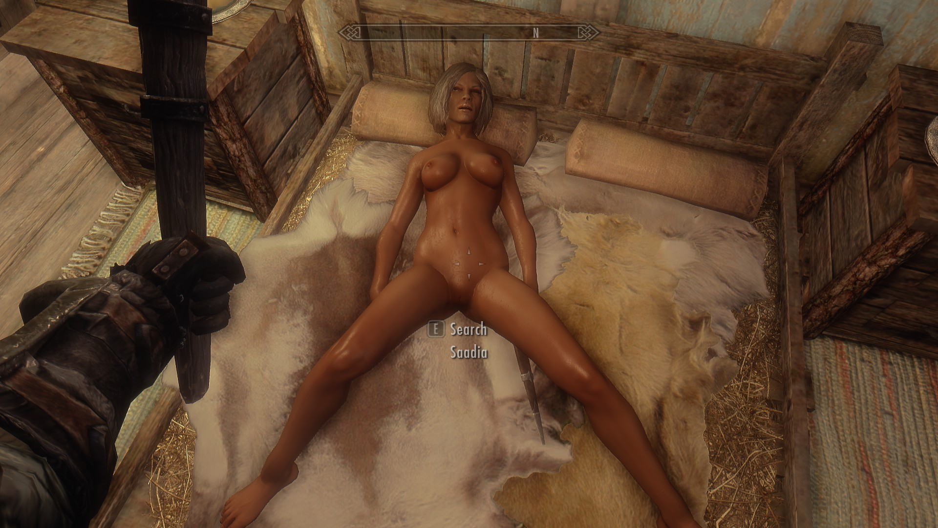 Oblivion nude cheat exploited images