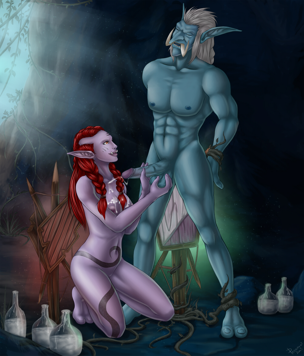 Art troll porn sex comics