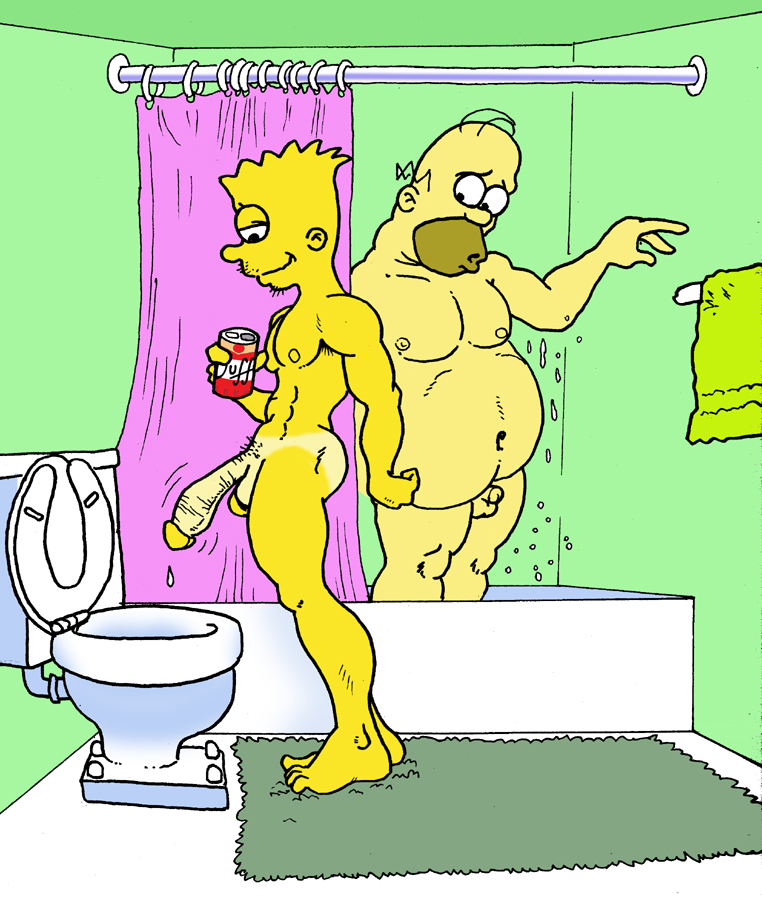 parts-bart-simpson-naked-dick