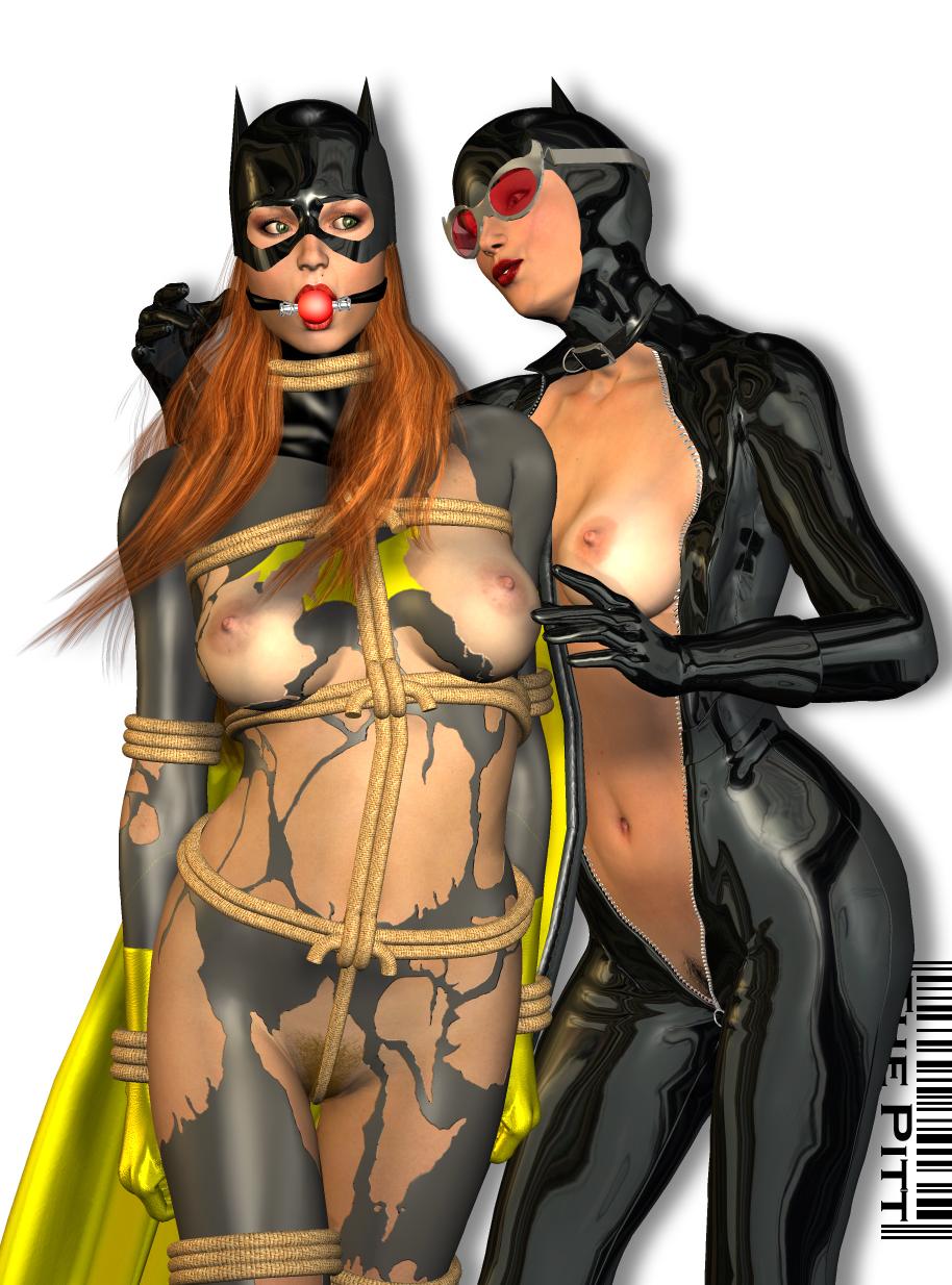 Bdsm Catwoman