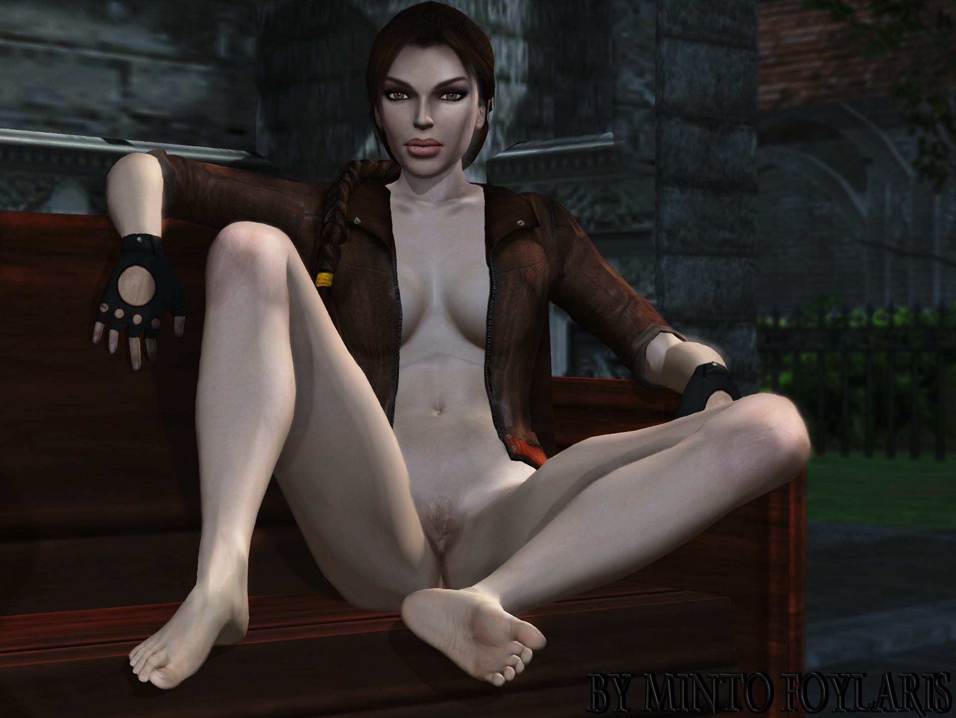 Tomb raider 2012 nude mod xxx video