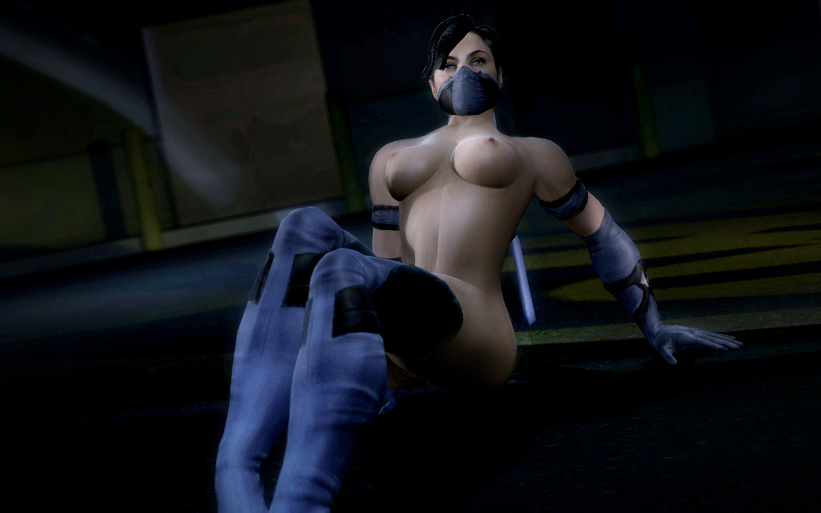 Kitana naked naked thumbs