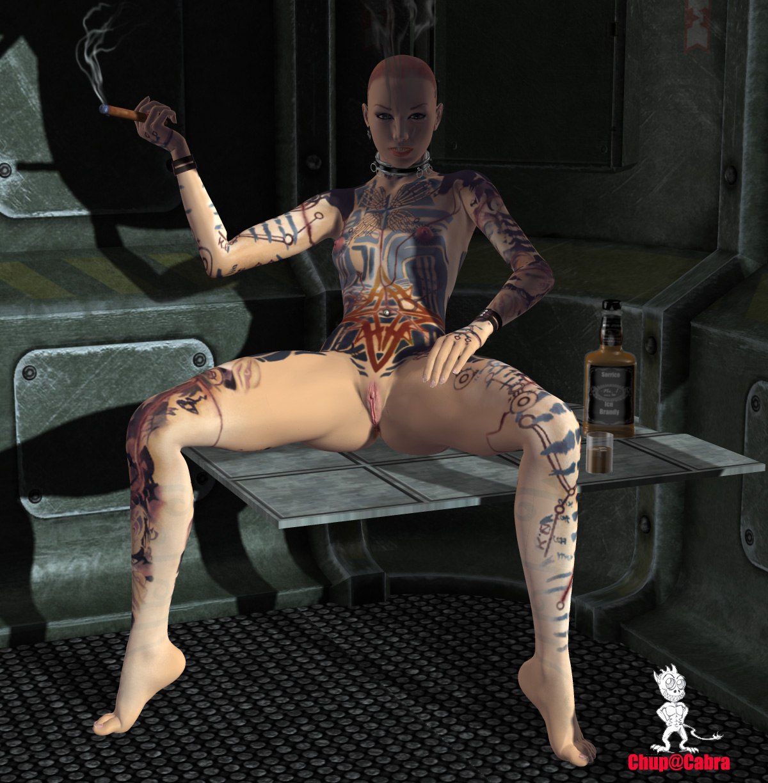 Mass effect jack nude naked extreme pussy