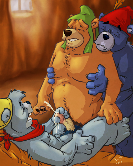Watch gummy bear
