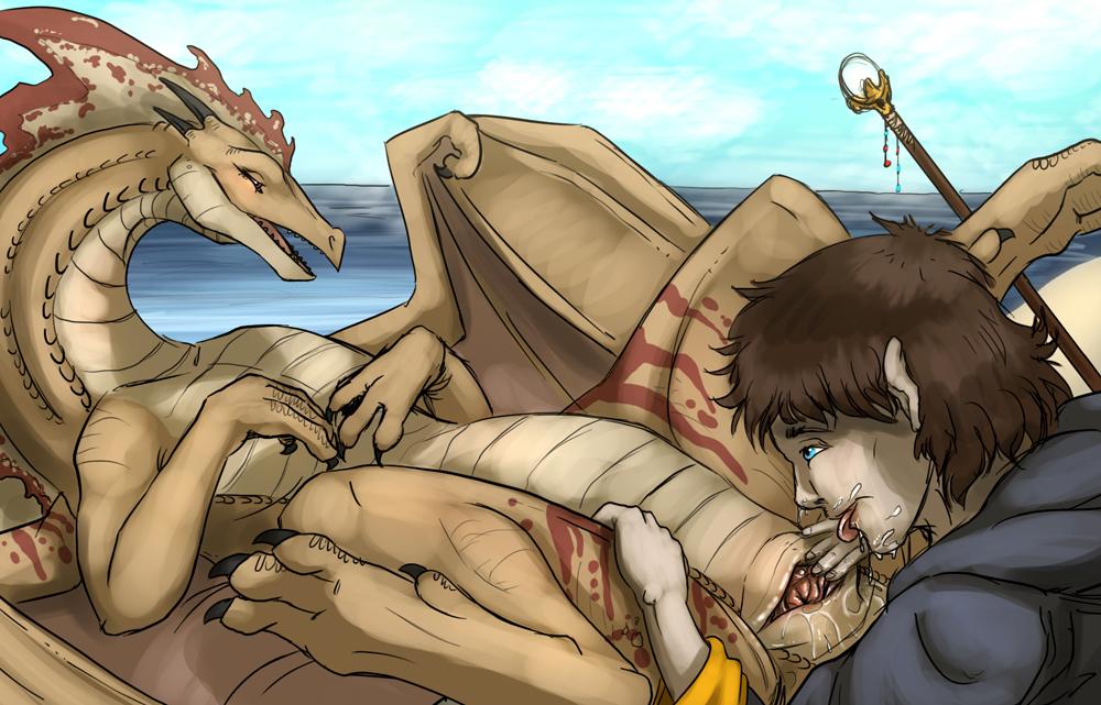 Драконы И Секс Картинки