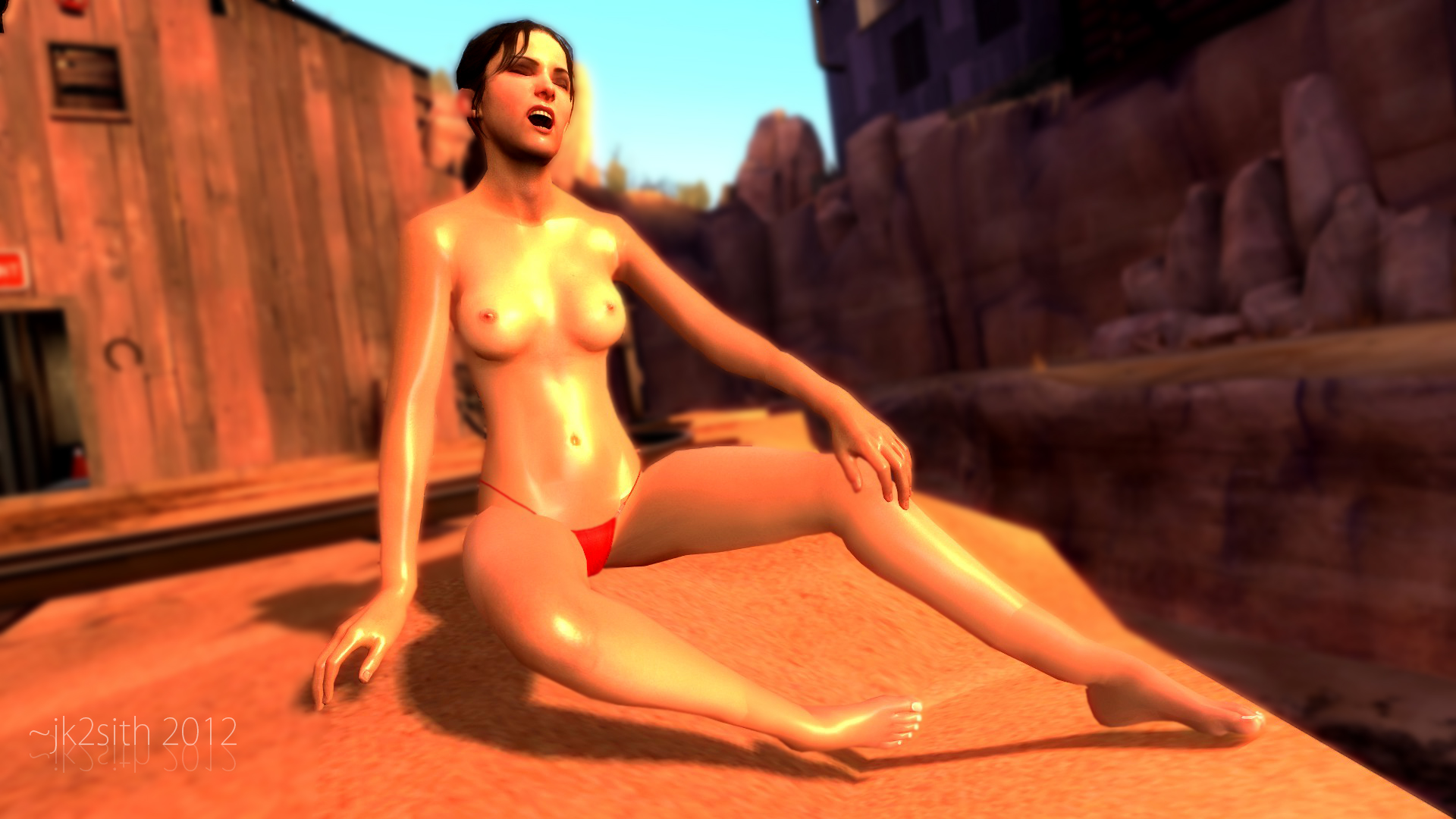 Gmod zoey hentai erotica download