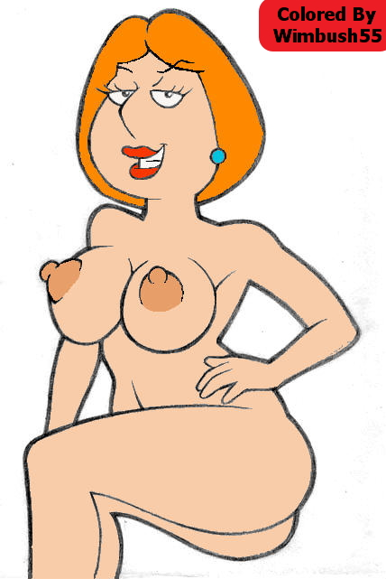 lois-griffin-with-her-tits-out