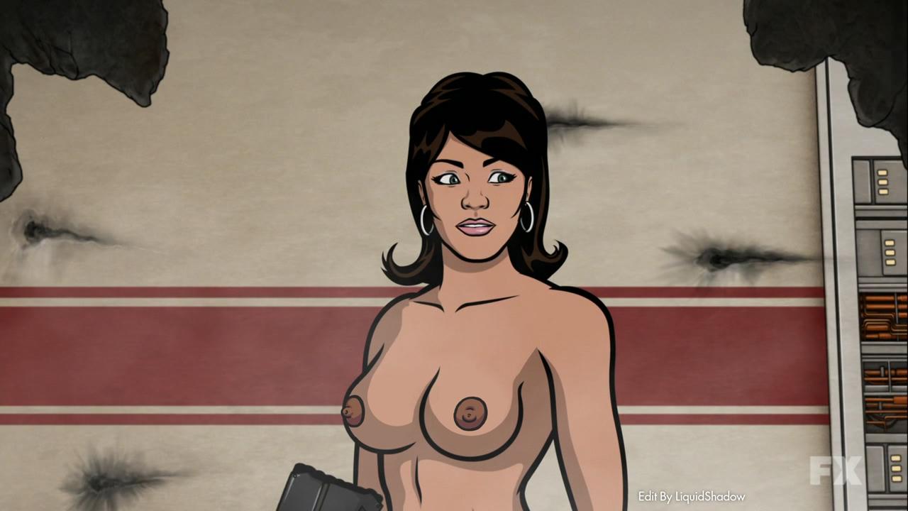 Lana Kane Tits