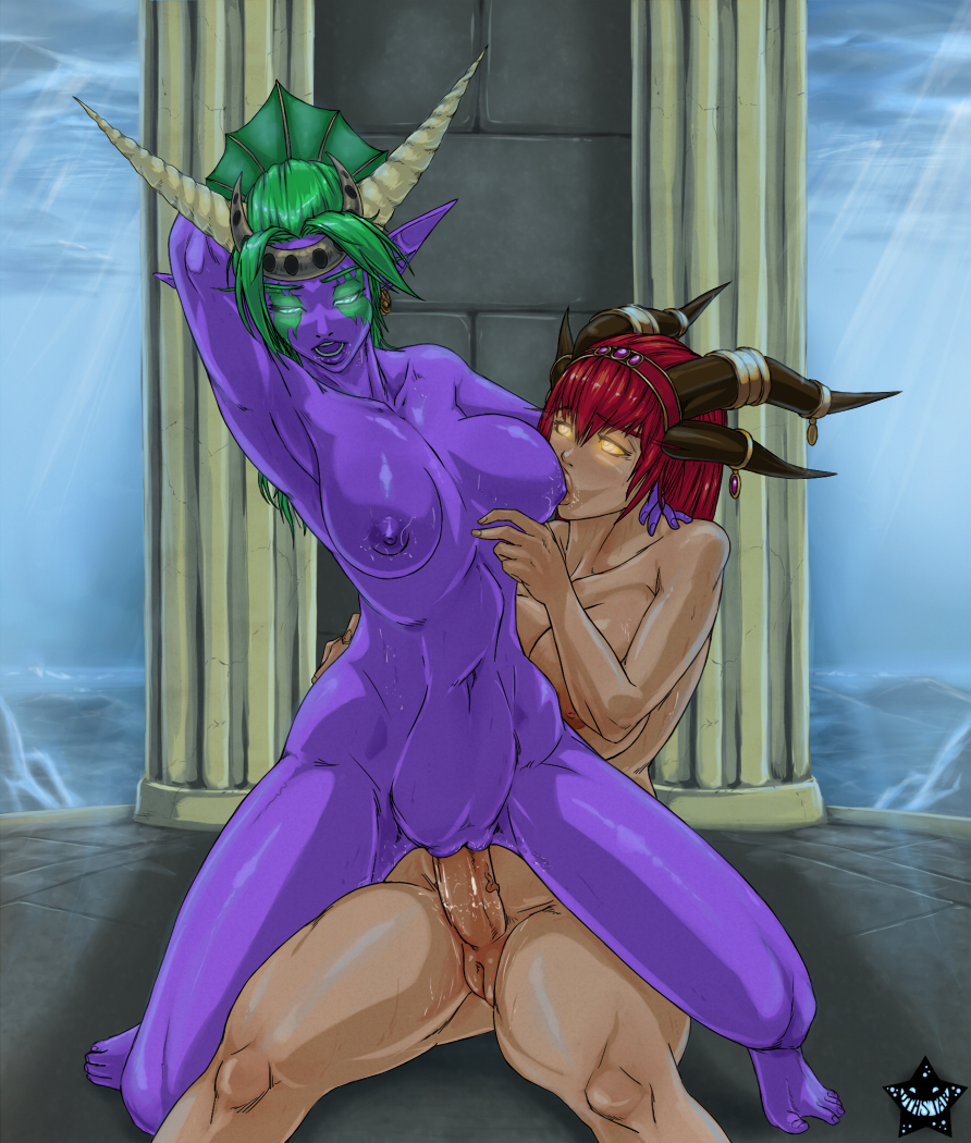Sex scene from Alexstrasza porn vids