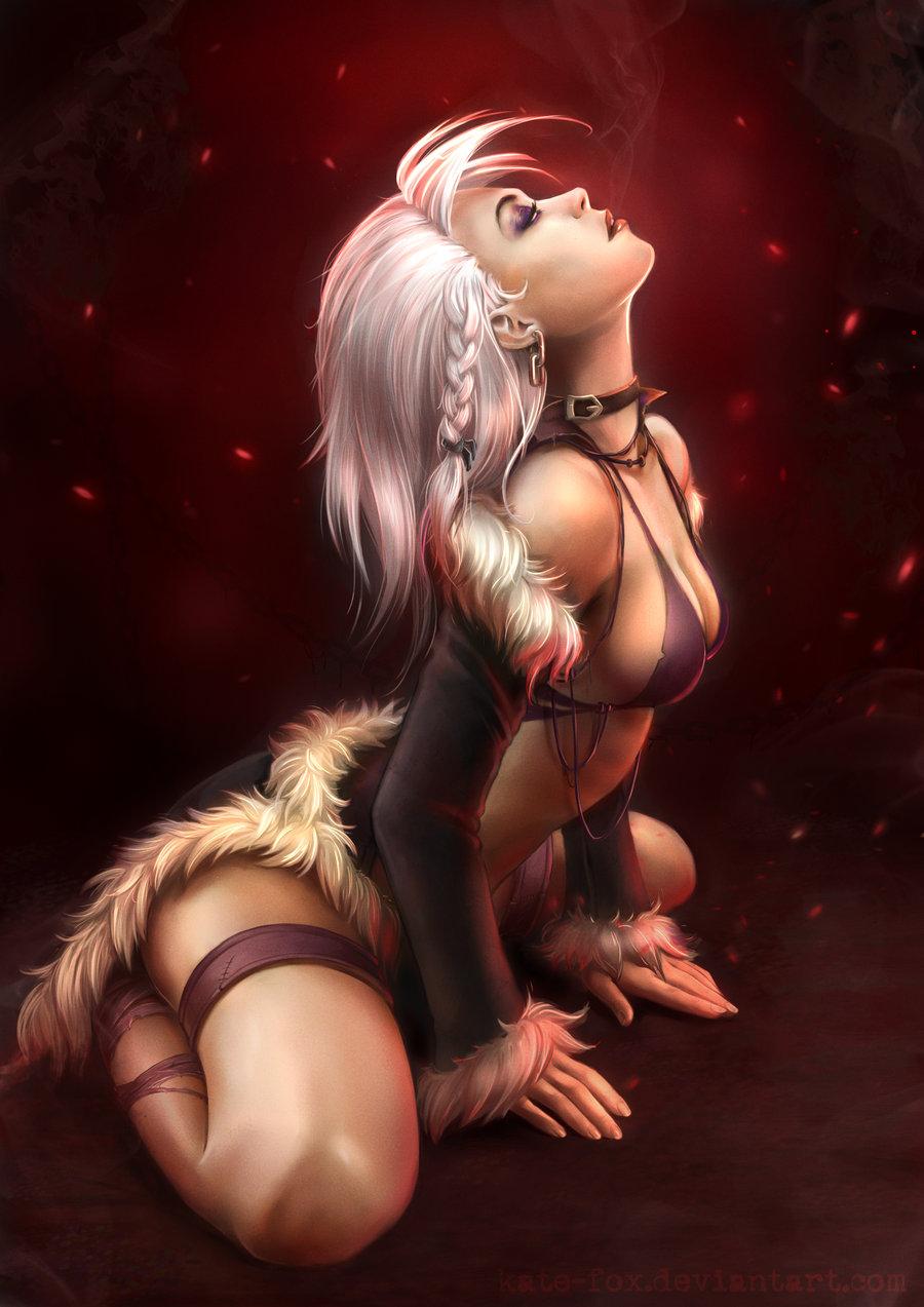 Nude pics of werewolf girls exposed galleries