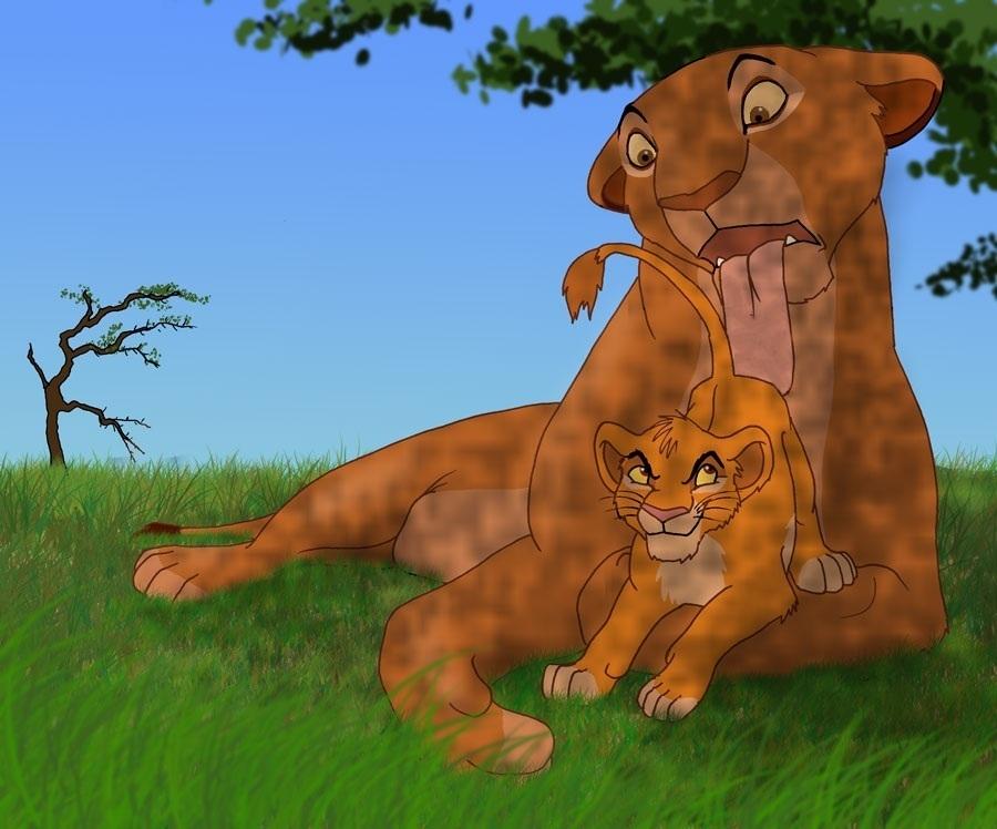 Lion King Female Lioness