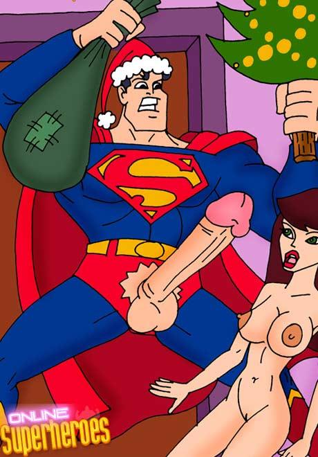Секс с супер героеф онлаин