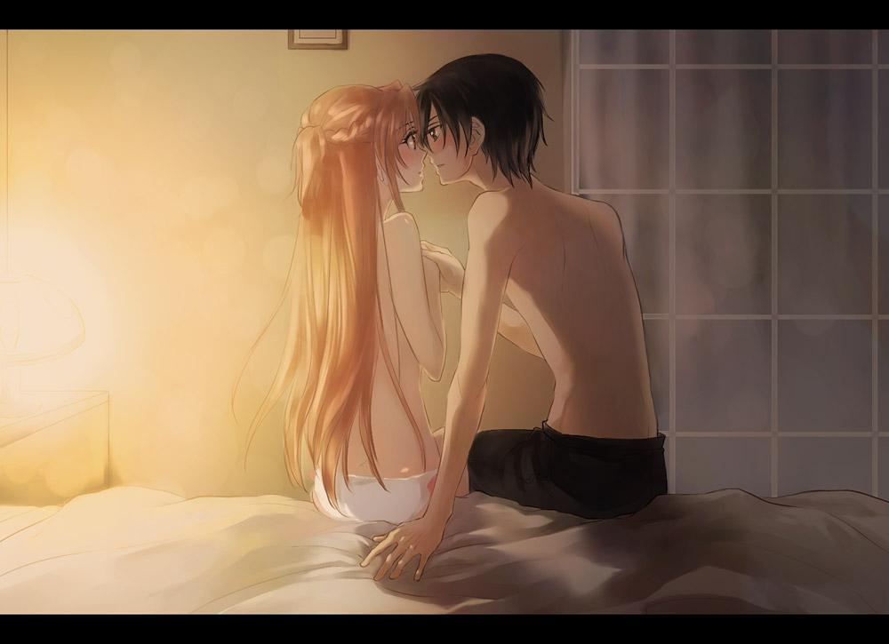 эротика онлайн смотреть романтика аниме