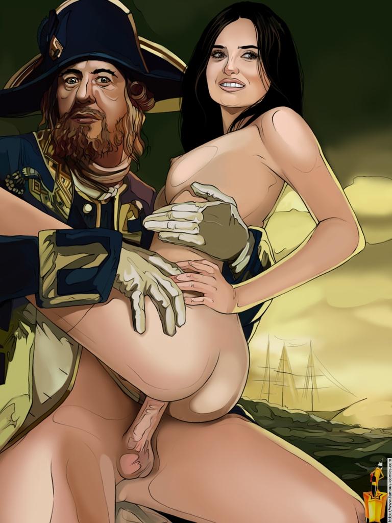 Актриса Из Порно Пираты Карибского Моря