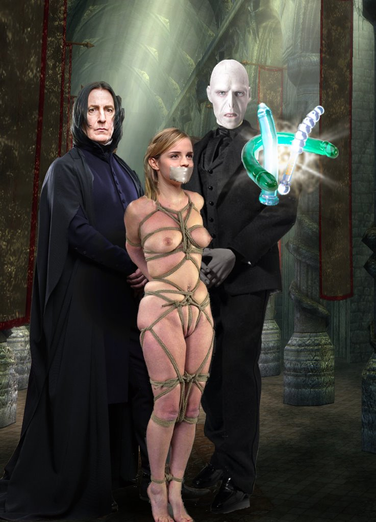 Harry potter and nude emma