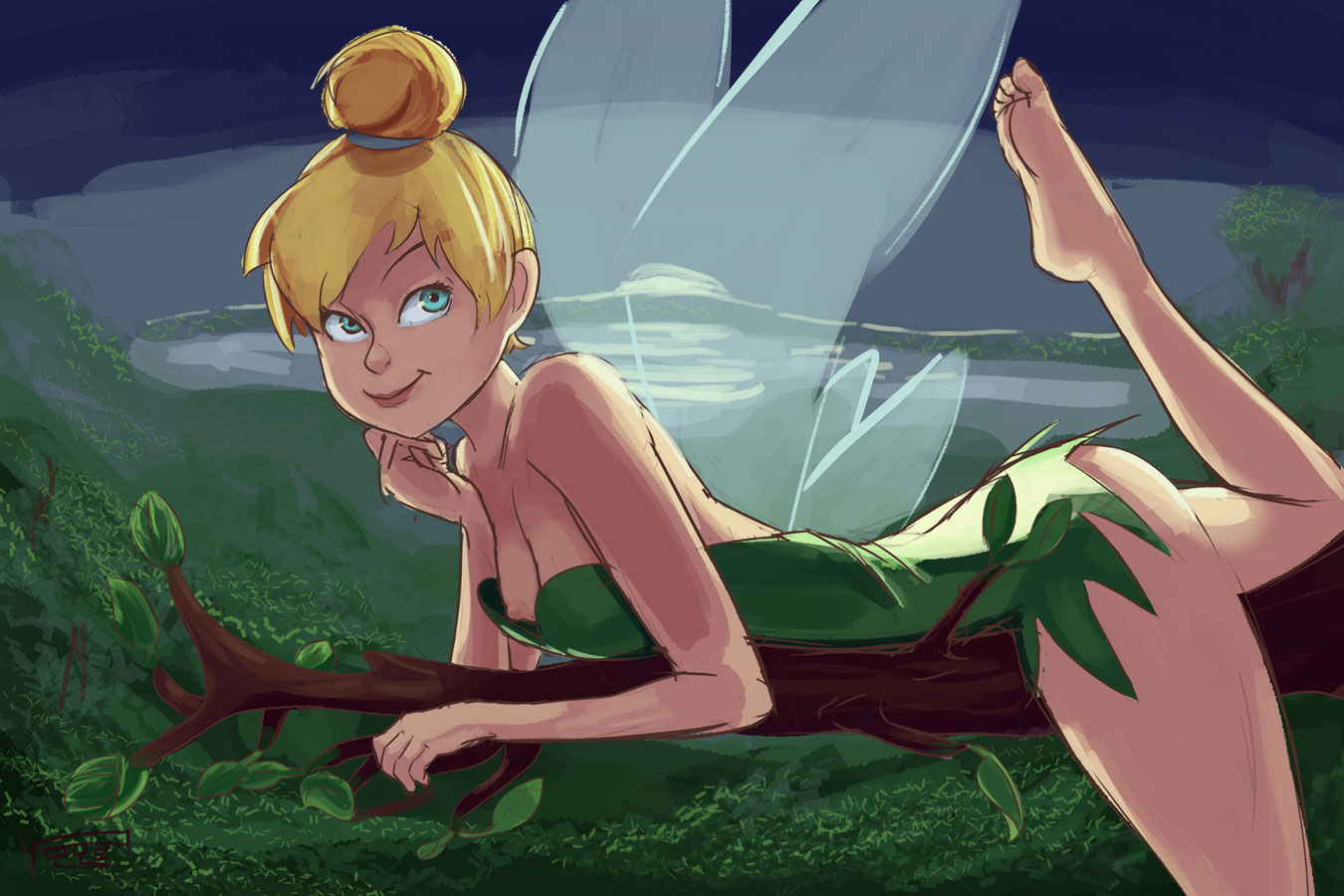 Top 10 tinker bell porno games porncraft tube