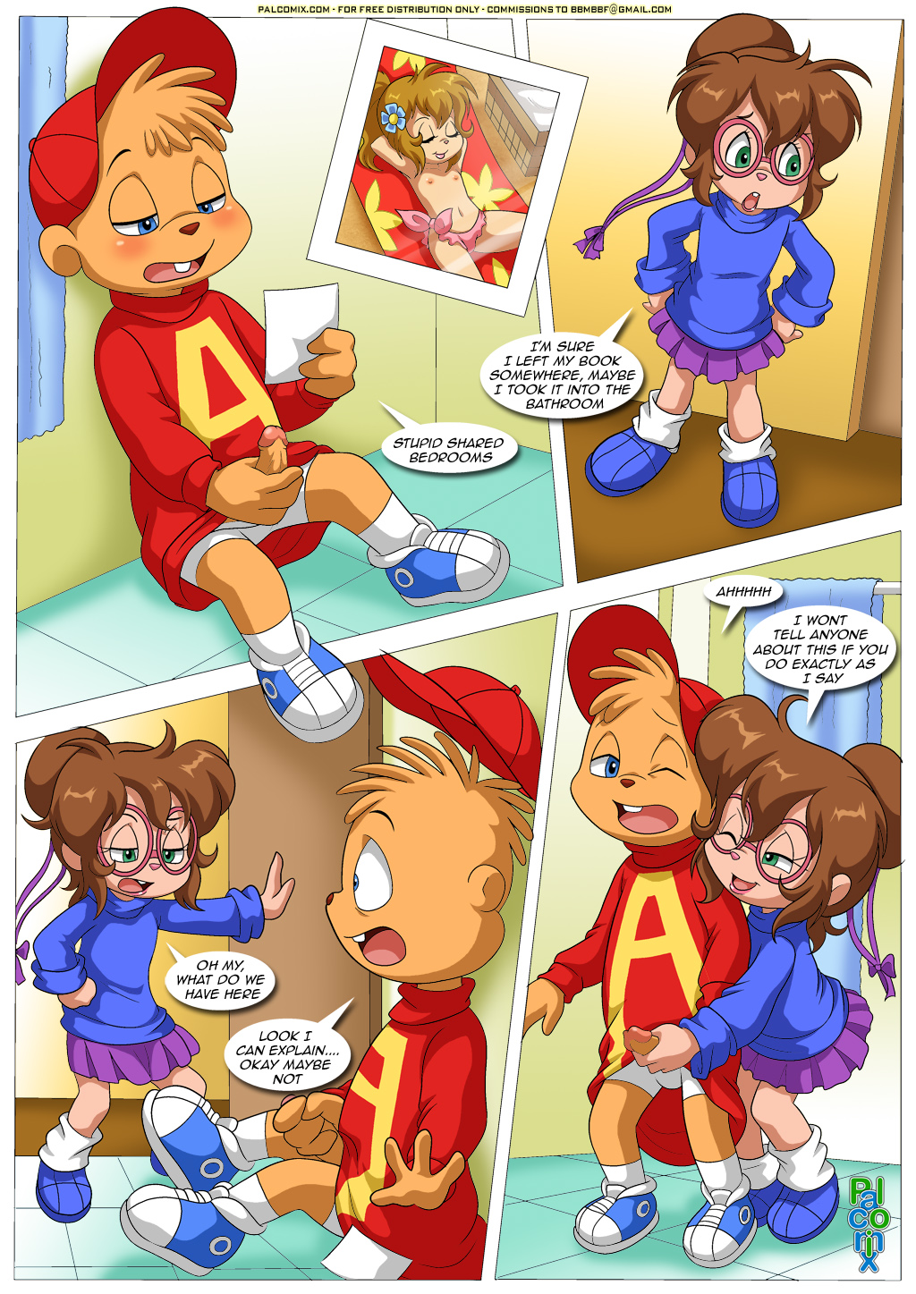 alvin and the chipmunks sex pics