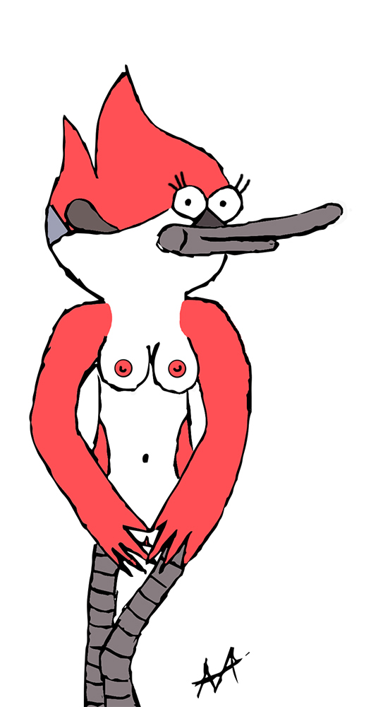 Regular show porn gallery