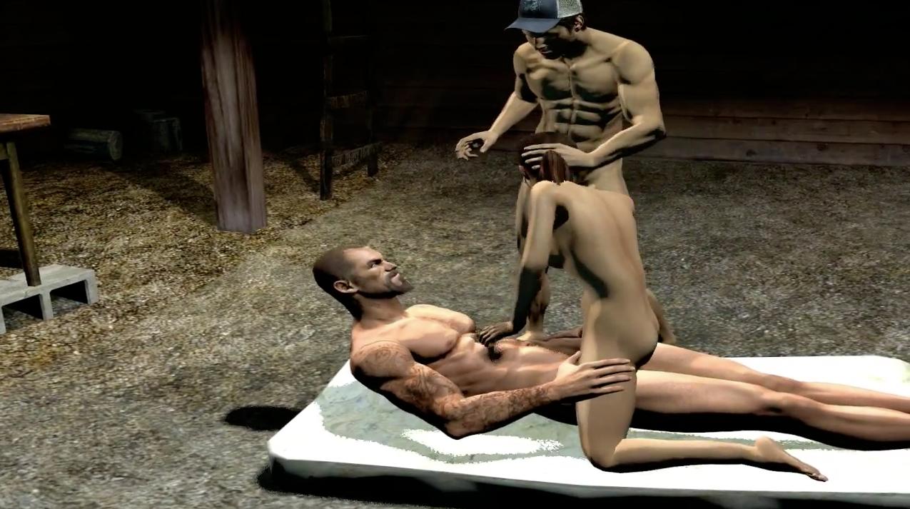 Муж фаллуте3 мод секс