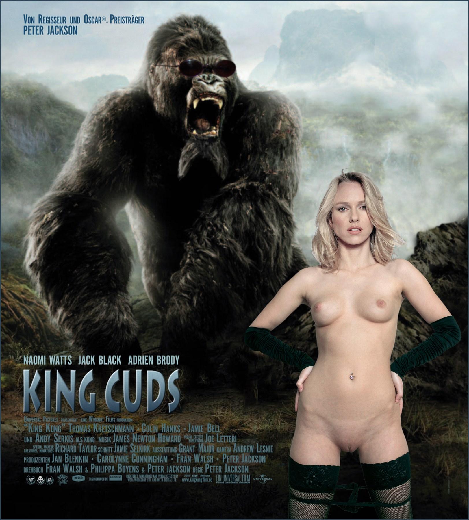 Порно С Кинг Конгом