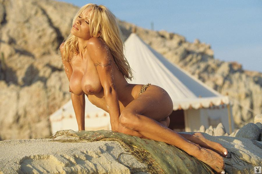 Памела андерсон голая фото