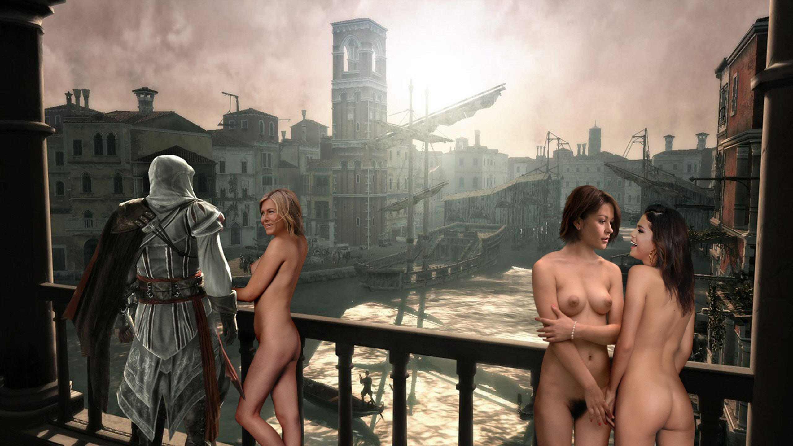 And senior assassins creed women naked tennis player